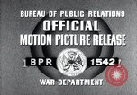 Image of prisoners of war Manchuria China, 1945, second 4 stock footage video 65675028202
