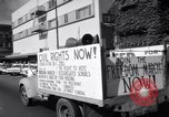 Image of Civil Rights march United States USA, 1963, second 6 stock footage video 65675028212
