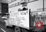 Image of Civil Rights march United States USA, 1963, second 8 stock footage video 65675028212