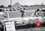 Image of March on Washington preparations Washington DC USA, 1963, second 9 stock footage video 65675028215