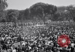 Image of Civil Rights marchers Washington DC USA, 1963, second 12 stock footage video 65675028220