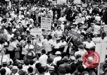 Image of Marian Anderson at March Washington DC, 1963, second 1 stock footage video 65675028221