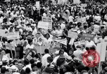 Image of Marian Anderson at March Washington DC, 1963, second 5 stock footage video 65675028221