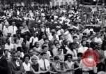 Image of Randolph comments on March on Washington Washington DC USA, 1963, second 5 stock footage video 65675028223