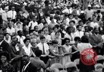 Image of Randolph comments on March on Washington Washington DC USA, 1963, second 9 stock footage video 65675028223