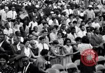 Image of Randolph comments on March on Washington Washington DC USA, 1963, second 10 stock footage video 65675028223