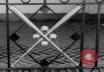 Image of Baseball Hall of fame Cooperstown New York USA, 1962, second 4 stock footage video 65675028228