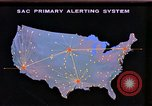 Image of primary alerting system United States USA, 1961, second 3 stock footage video 65675028240
