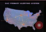 Image of primary alerting system United States USA, 1961, second 4 stock footage video 65675028240