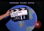 Image of weather trunk path United States USA, 1961, second 1 stock footage video 65675028242