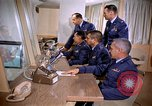 Image of USAF officers United States USA, 1961, second 3 stock footage video 65675028244