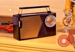 Image of General Electric transistor radio United States USA, 1961, second 2 stock footage video 65675028247