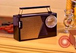 Image of General Electric transistor radio United States USA, 1961, second 5 stock footage video 65675028247