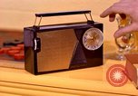 Image of General Electric transistor radio United States USA, 1961, second 7 stock footage video 65675028247