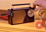 Image of General Electric transistor radio United States USA, 1961, second 10 stock footage video 65675028247