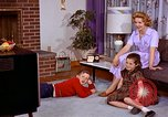Image of American woman United States USA, 1961, second 8 stock footage video 65675028249