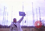 Image of Antenna farm United States USA, 1961, second 1 stock footage video 65675028253