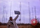 Image of Antenna farm United States USA, 1961, second 2 stock footage video 65675028253