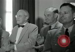 Image of General Willard G Wyman Arlington Virginia USA, 1958, second 6 stock footage video 65675028262