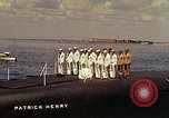 Image of USS Patrick Henry Newport Rhode Island USA, 1960, second 2 stock footage video 65675028264