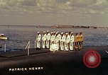 Image of USS Patrick Henry Newport Rhode Island USA, 1960, second 3 stock footage video 65675028264