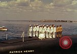 Image of USS Patrick Henry Newport Rhode Island USA, 1960, second 4 stock footage video 65675028264