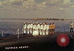 Image of USS Patrick Henry Newport Rhode Island USA, 1960, second 8 stock footage video 65675028264