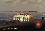 Image of USS Patrick Henry Newport Rhode Island USA, 1960, second 9 stock footage video 65675028264