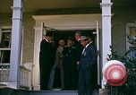 Image of President Eisenhower Newport Rhode Island USA, 1960, second 2 stock footage video 65675028265