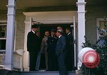 Image of President Eisenhower Newport Rhode Island USA, 1960, second 9 stock footage video 65675028265