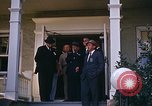 Image of President Eisenhower Newport Rhode Island USA, 1960, second 10 stock footage video 65675028265