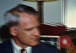 Image of Elliot L Richardson United States USA, 1973, second 6 stock footage video 65675028269
