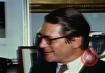 Image of Elliot L Richardson United States USA, 1973, second 7 stock footage video 65675028269