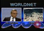 Image of Frank Carlucci United States USA, 1987, second 12 stock footage video 65675028274