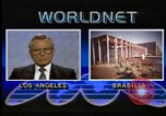 Image of Frank Carlucci United States USA, 1987, second 11 stock footage video 65675028287
