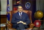 Image of FBI director William Webster United States USA, 1986, second 7 stock footage video 65675028291