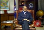Image of FBI director William Webster United States USA, 1986, second 10 stock footage video 65675028291