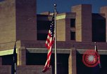 Image of Federal Bureau of Investigation building Quantico Virginia USA, 1976, second 4 stock footage video 65675028294