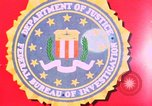 Image of Federal Bureau of Investigation Quantico Virginia USA, 1976, second 1 stock footage video 65675028297