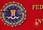 Image of Federal Bureau of Investigation Quantico Virginia USA, 1976, second 7 stock footage video 65675028297