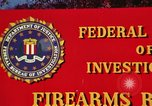 Image of Federal Bureau of Investigation Quantico Virginia USA, 1976, second 10 stock footage video 65675028297
