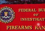 Image of Federal Bureau of Investigation Quantico Virginia USA, 1976, second 12 stock footage video 65675028297