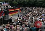 Image of President Ronald Reagan Berlin Germany, 1987, second 1 stock footage video 65675028305