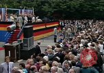 Image of President Ronald Reagan Berlin Germany, 1987, second 2 stock footage video 65675028305
