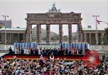 Image of Ronald Reagan Berlin Germany, 1987, second 2 stock footage video 65675028315