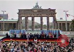Image of Ronald Reagan Berlin Germany, 1987, second 3 stock footage video 65675028315
