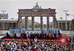 Image of Ronald Reagan Berlin Germany, 1987, second 4 stock footage video 65675028315