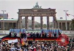 Image of Ronald Reagan Berlin Germany, 1987, second 10 stock footage video 65675028315