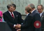 Image of Ronald Reagan Berlin Germany, 1987, second 11 stock footage video 65675028315