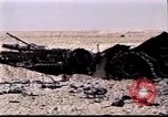 Image of Highway of Death Kuwait, 1991, second 12 stock footage video 65675028326